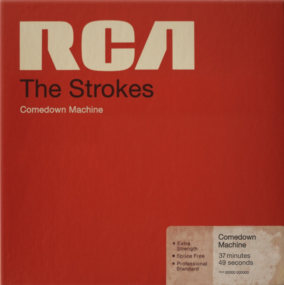 The strokes comedown machine in 3 words headphone nation the strokescomedown machine altavistaventures Gallery