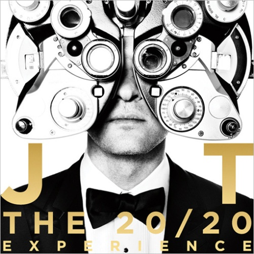 THE 20/20 EXPERIENCE ALBUM COVER AND TRACK LIST REVEALED!